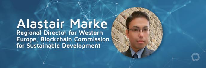 "Alastair Marke: ""UN has been very proactive in the development of blockchain applications "". DevelopmentAid interview series"