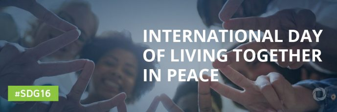 DevelopmentAid vlogging series: International Day of Living Together in Peace
