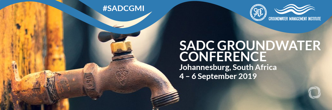 SADC Groundwater Conference 2019