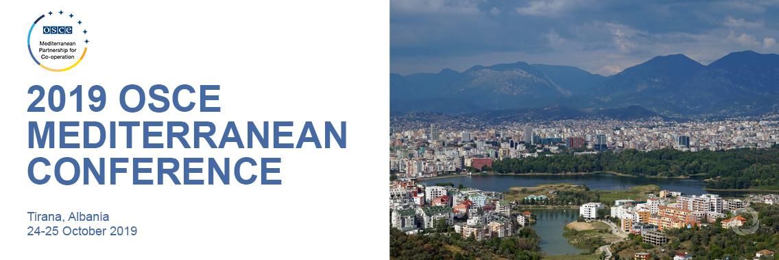 2019 OSCE Mediterranean Conference DevelopmentAid